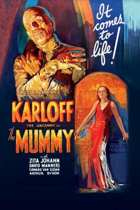 Recensie The Mummy [1932] (1932)