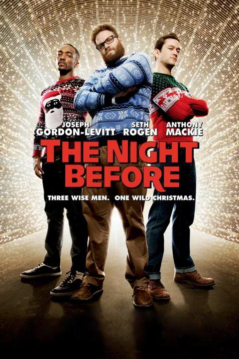 Recensie The Night Before (2015)