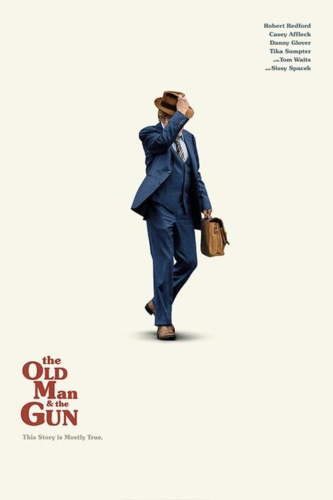 Recensie The Old Man and the Gun (2018)