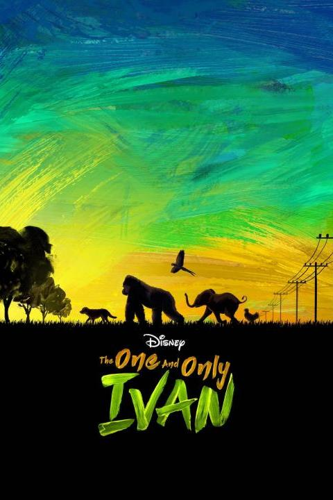 Recensie The One and Only Ivan (2020)