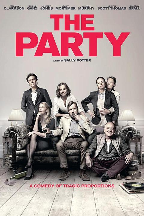 Recensie The Party (2017)