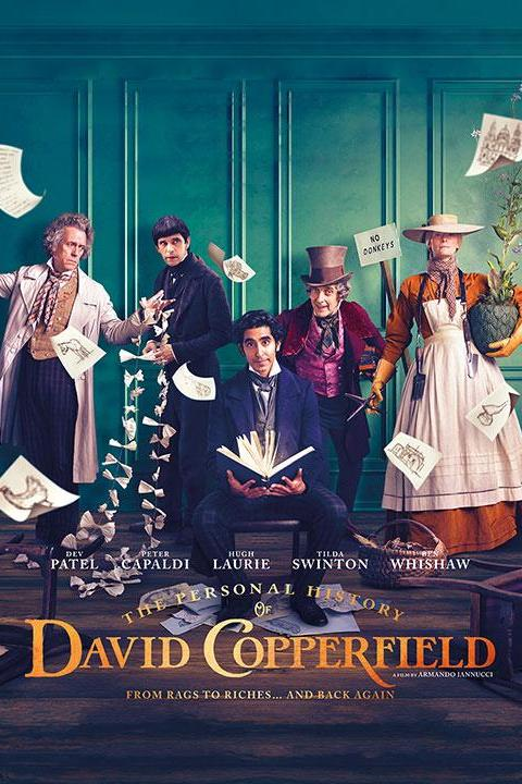 Recensie The Personal History of David Copperfield (2020)