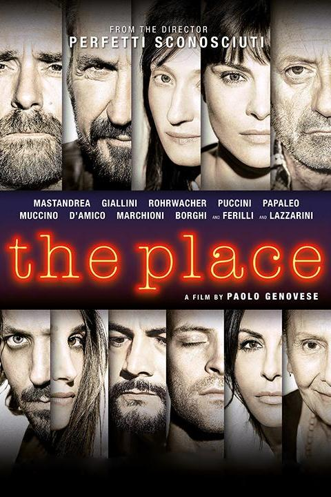 Recensie The Place (2018)
