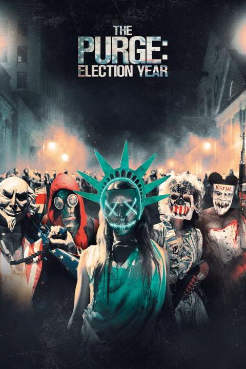 Recensie The Purge: Election Year (2016)