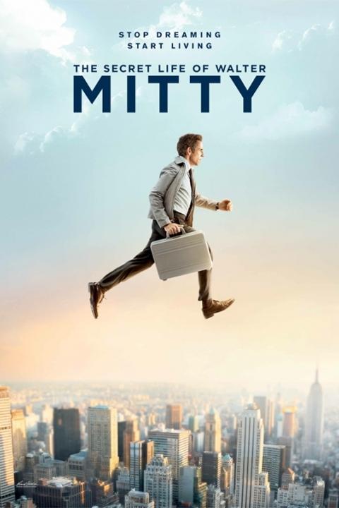 Recensie The Secret Life of Walter Mitty (2014)