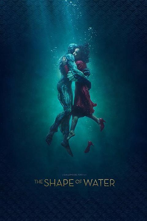 Recensie The Shape of Water (2018)
