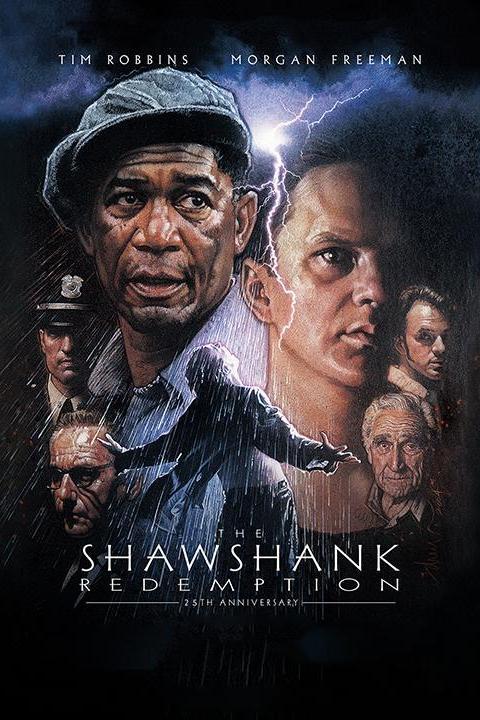 Recensie The Shawshank Redemption (1995)