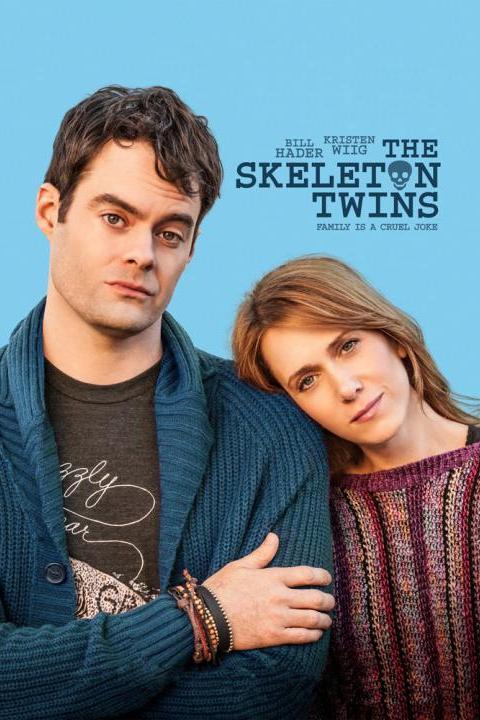 Recensie The Skeleton Twins (2014)