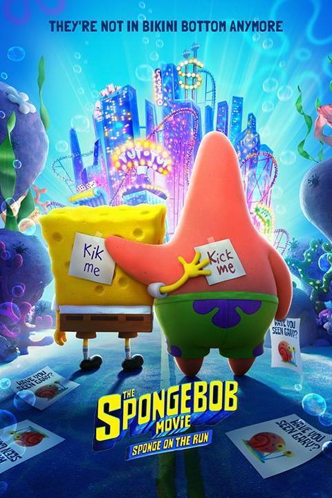 Recensie The Spongebob Movie: Sponge on the Run (2020)