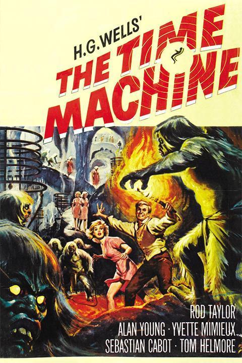 Recensie The Time Machine (1960)