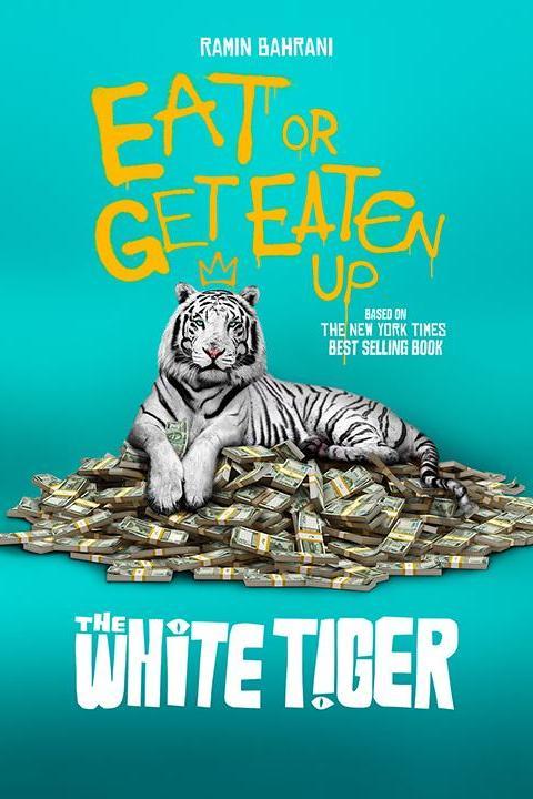 Recensie The White Tiger (2021)