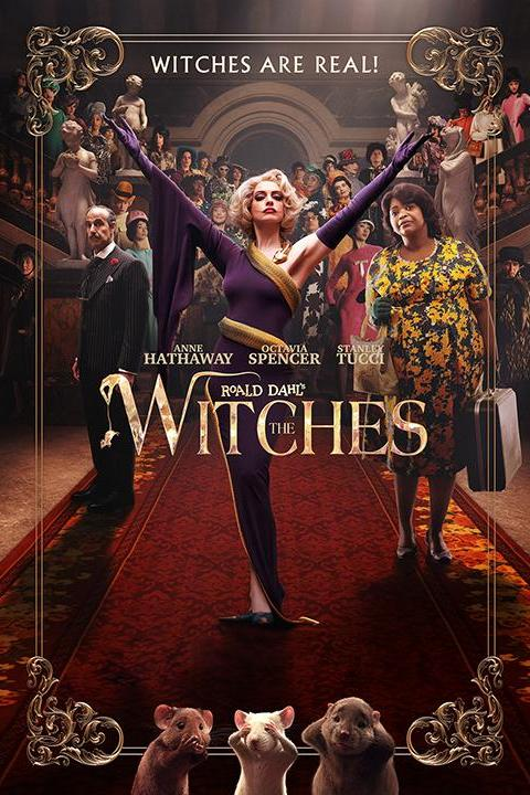Recensie The Witches (2020)