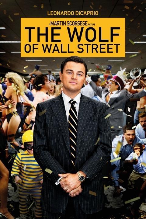 Recensie The Wolf of Wall Street (2014)