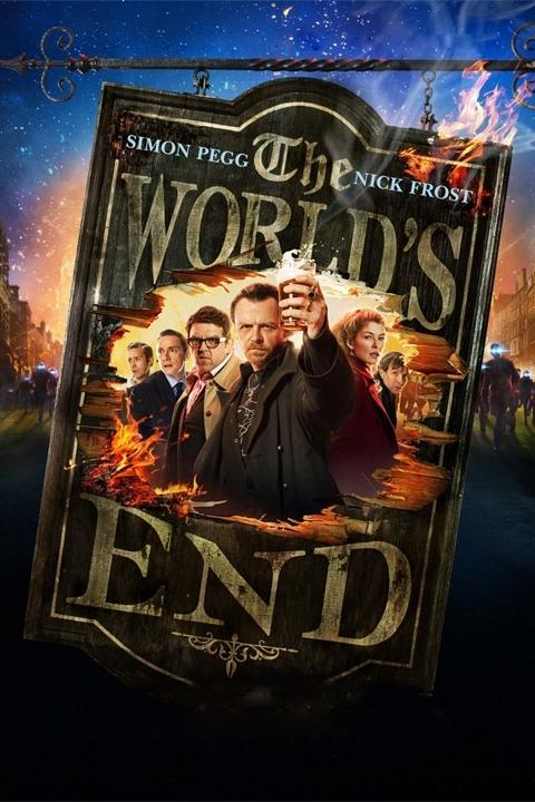 Recensie The World's End (2013)