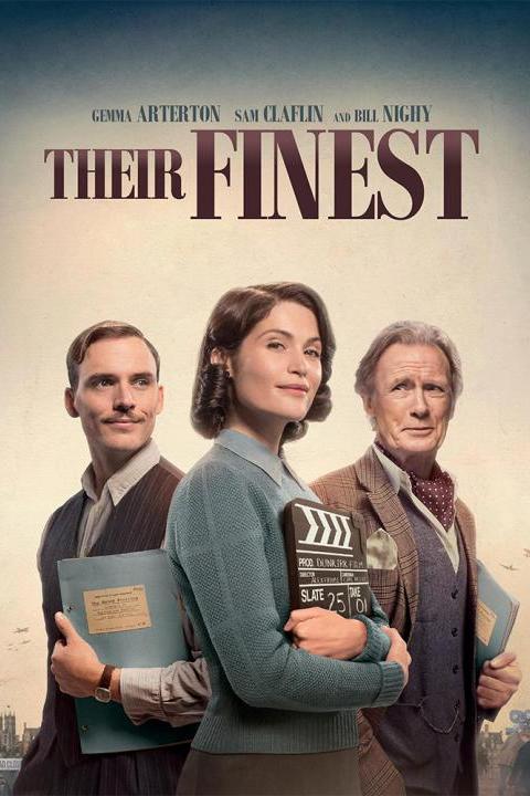 Recensie Their Finest (2017)
