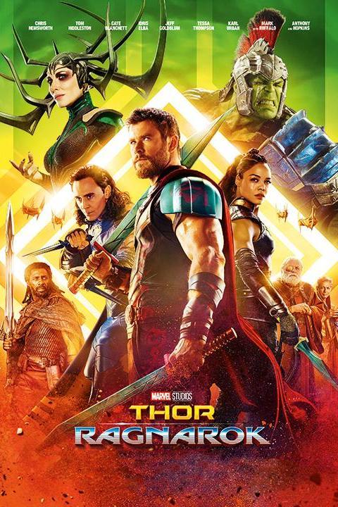 Recensie Thor: Ragnarok (2017)