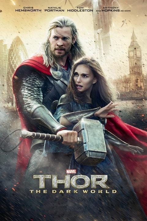 Recensie Thor: The Dark World (2013)