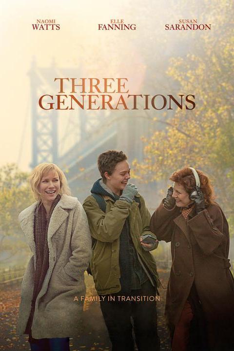 Recensie Three Generations (2016)