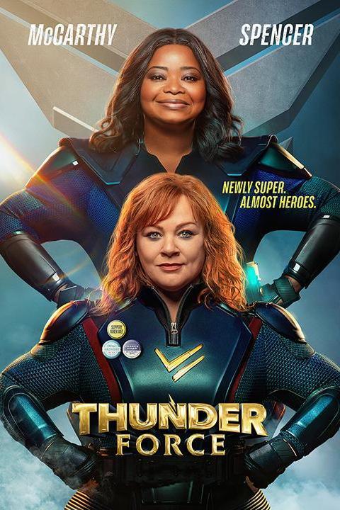 Recensie Thunder Force (2021)