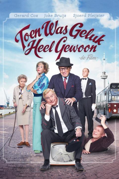 Recensie Toen was Geluk heel Gewoon (2014)