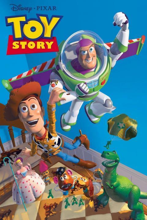 Recensie Toy Story (1995)
