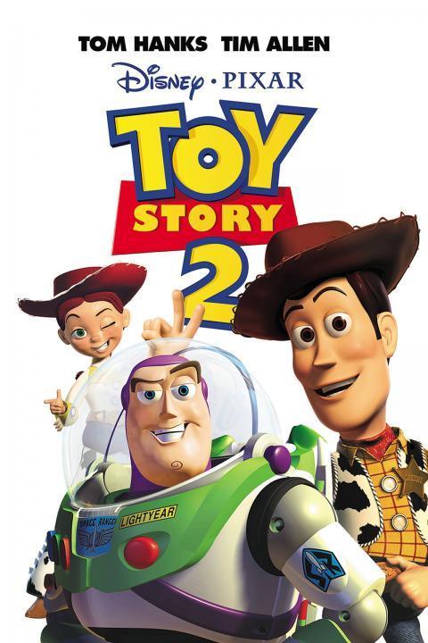 Recensie Toy Story 2 (1999)