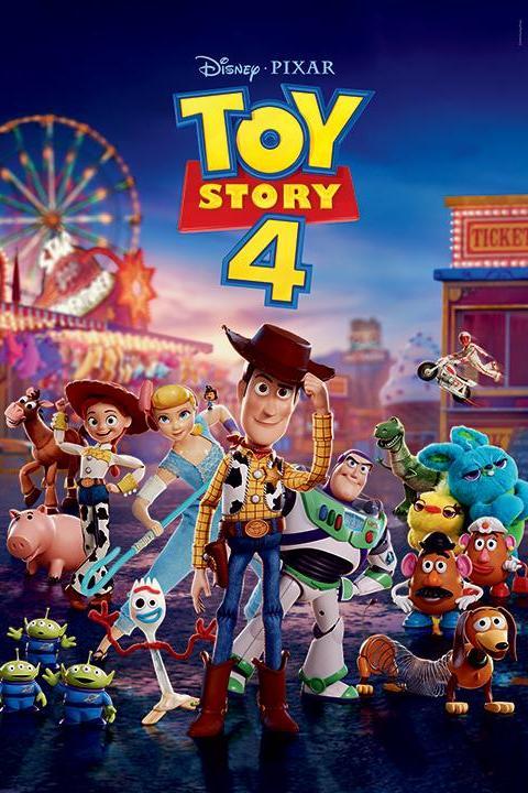 Recensie Toy Story 4 (2019)