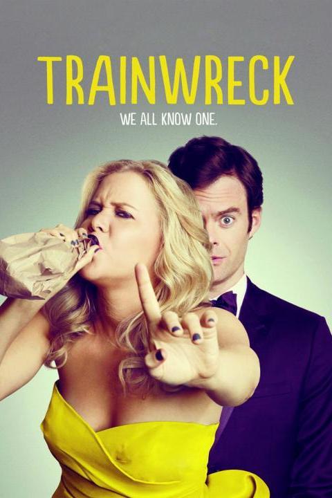 Recensie Trainwreck (2015)