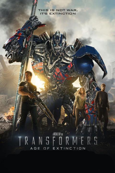 Recensie Transformers: Age of Extinction (2014)