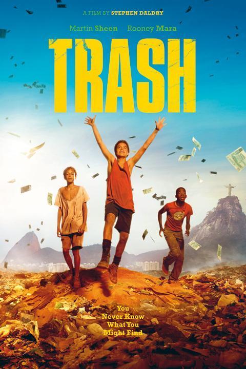 Recensie Trash (2014)