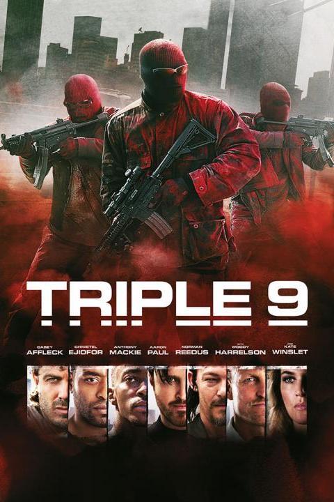 Recensie Triple 9 (2016)
