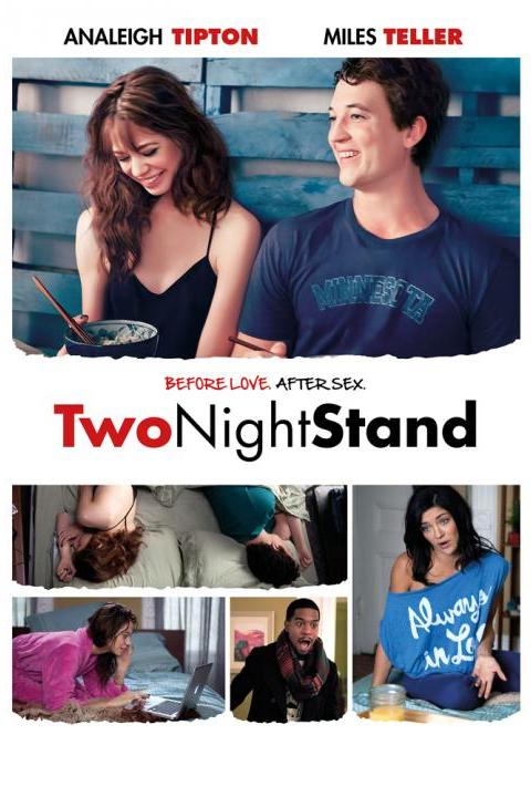 Recensie Two Night Stand (2014)