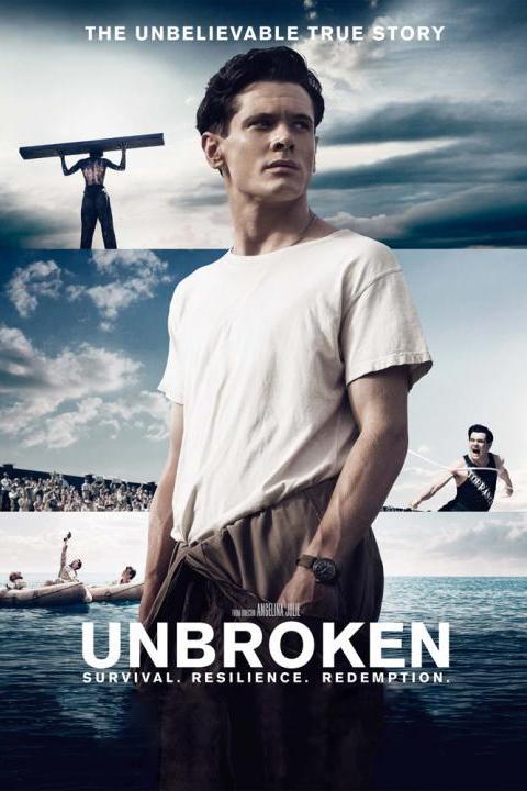 Recensie Unbroken (2015)