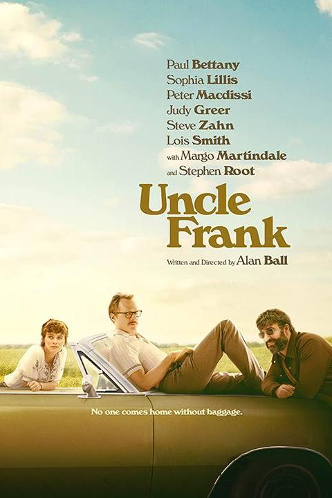Recensie Uncle Frank (2020)