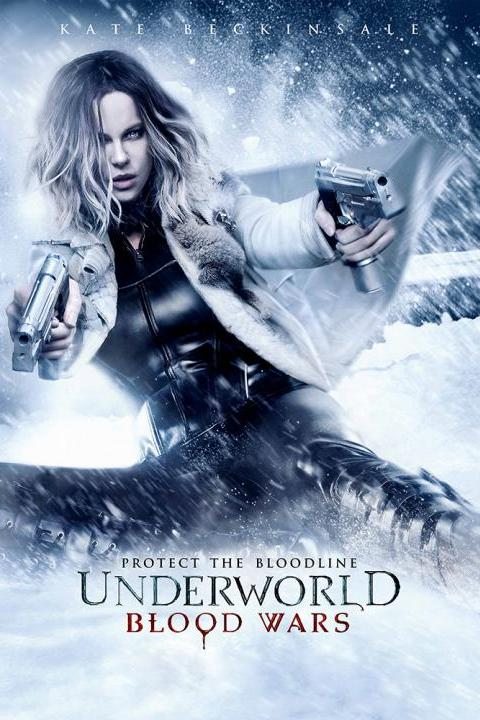 Recensie Underworld: Blood Wars (2016)