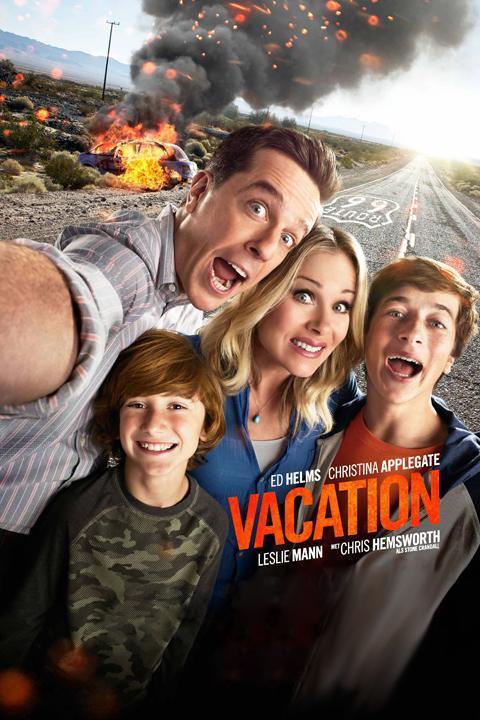 Recensie Vacation  (2015)