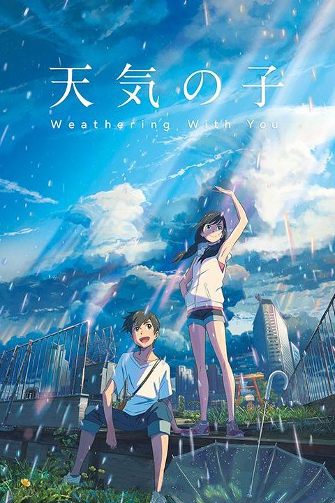Recensie Weathering With You (2020)