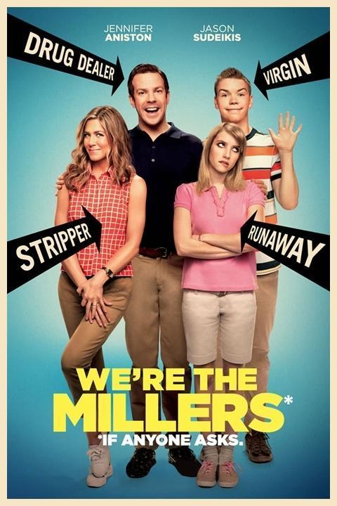 Recensie We're the Millers (2013)