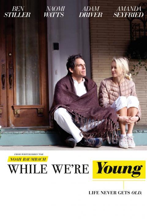 Recensie While We're Young (2015)