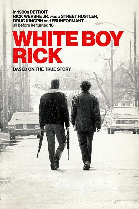 Recensie White Boy Rick (2019)