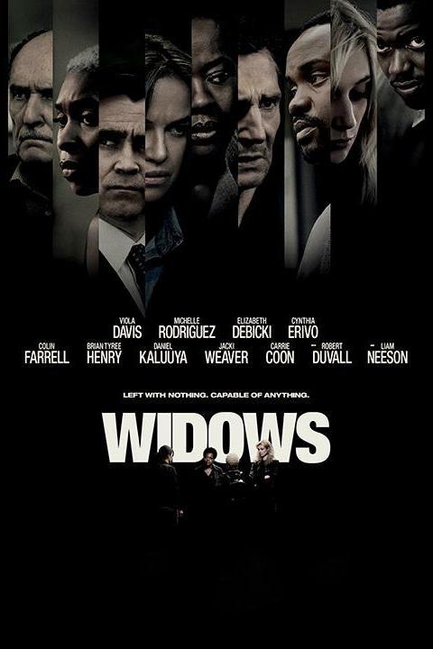 Recensie Widows (2018)