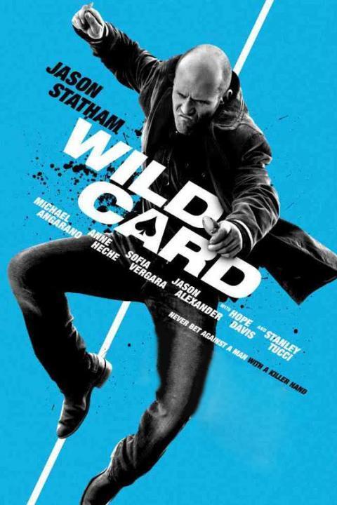Recensie Wild Card (2015)