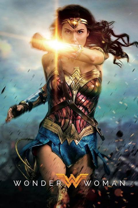 Recensie Wonder Woman (2017)