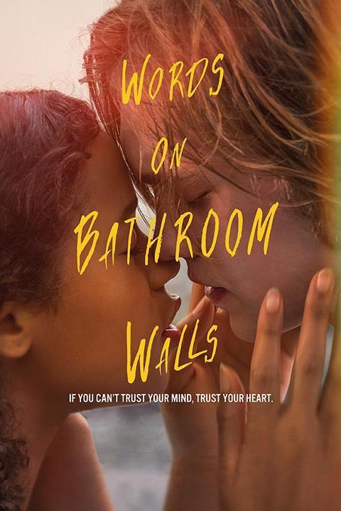 Recensie Words on Bathroom Walls (2021)
