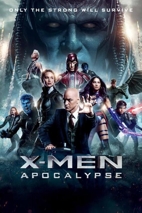 Recensie X-Men: Apocalypse (2016)