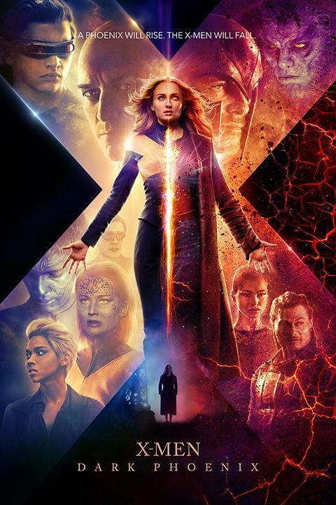 Recensie X-Men: Dark Phoenix (2019)