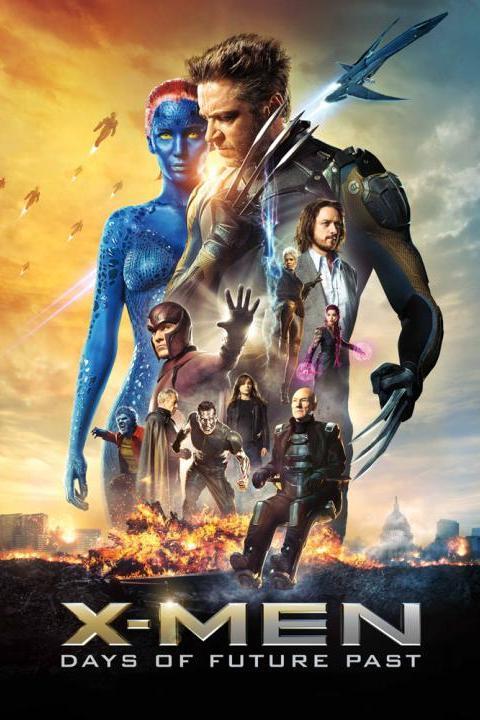 Recensie X-Men: Days of Future Past (2014)