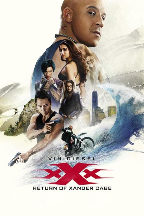 Recensie xXx: Return of Xander Cage (2017)