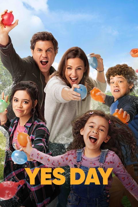 Recensie Yes Day (2021)