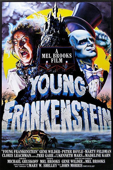 Recensie Young Frankenstein (1975)